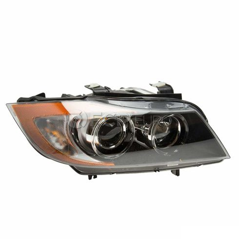 BMW Headlight Assembly w/Adaptive Right (E90) - ZKW 63117161670