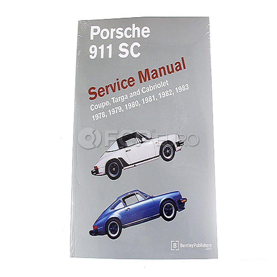 Porsche Repair Manual (911) - Bentley P983