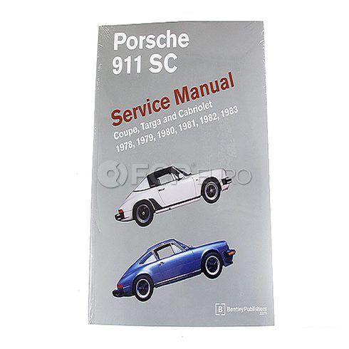 Porsche Repair Manual (911) - Bentley P983