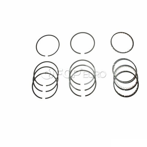 Porsche Piston Ring Set (912 356SC 356C) - Grant C1277