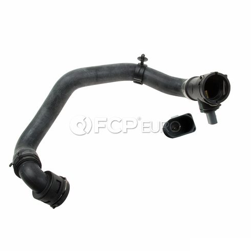 Audi VW Radiator Hose Lower - Genuine VW Audi 1K0122051GL