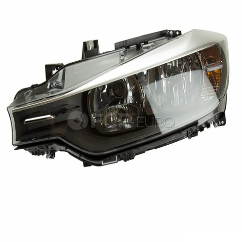 BMW Headlight Assembly Left (320i 328d 335i) - ZKW 63117338709