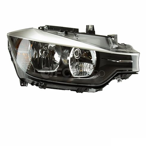 BMW Headlight Assembly Right (320i 328d 335i) - ZKW 63117338710