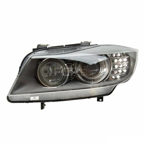 BMW Adaptive Xenon Headlight Assembly Left - ZKW 63117240261