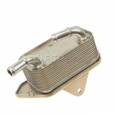 Audi VW Engine Oil Cooler - Genuine VW Audi 06E117021G