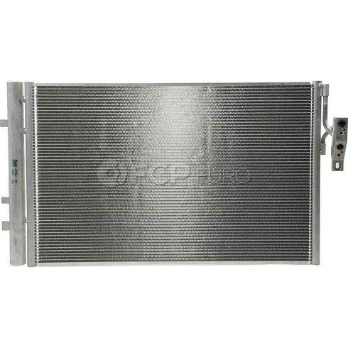BMW A/C Condenser (X3) - Nissens 64539216143
