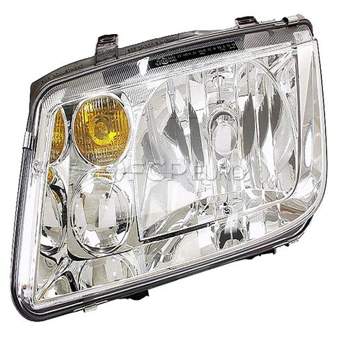 VW Headlight Assembly Left (Jetta) - Hella 1J5941017BJ