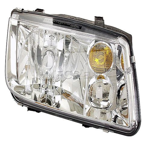 VW Headlight Assembly Right (Jetta) - Hella 1J5941018BJ