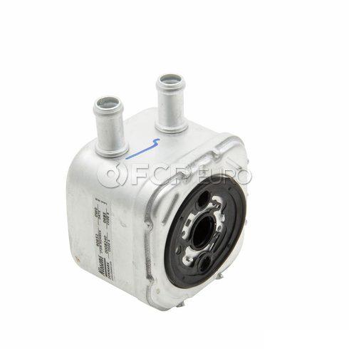 Audi Engine Oil Cooler - Nissens 028117021E