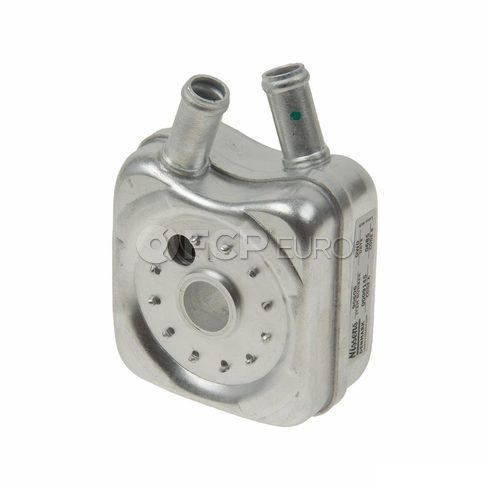 Audi VW Engine Oil Cooler (90 A4 A6) - Nissens 078117021A