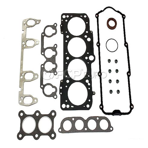 VW Cylinder Head Gasket Set (Cabrio Golf Jetta) - Reinz 037198012N