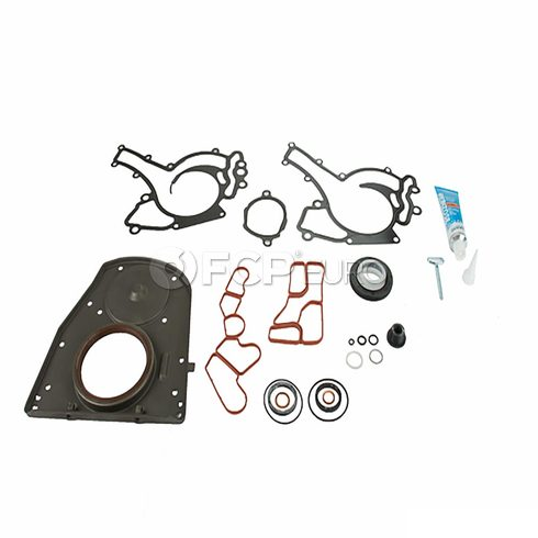 Mercedes Engine Short Block Gasket Set - Reinz 08-37718-01