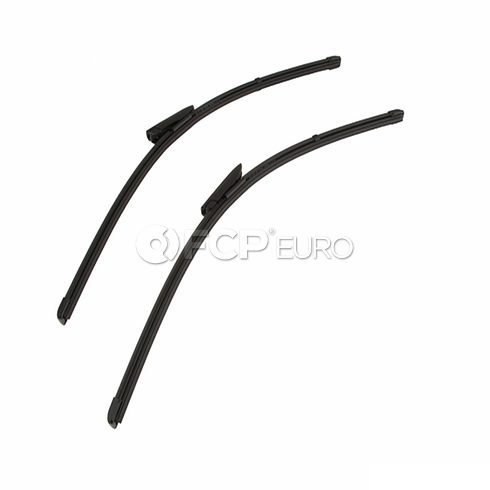 Saab Windshield Wiper Blade Set Front (9-5) - Valeo OEM 12781786