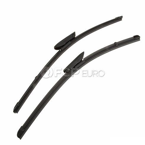 Mini Windshield Wiper Blade Set Front (Cooper) - Valeo OEM 61610039343