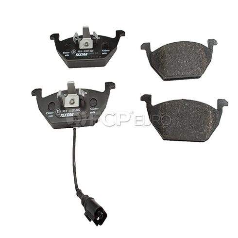VW Disc Brake Pad Front (Beetle Golf Jetta) - Textar 1J0698151G