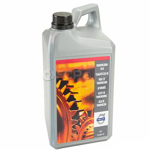 Volvo Automatic Transmission Fluid (4Liter) - Genuine Volvo 31256775