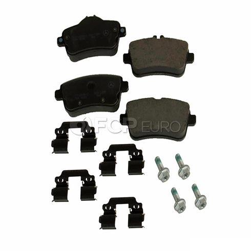 Mercedes Disc Brake Pad Rear (ML350) - Genuine Mercedes 0074208320