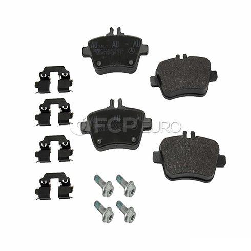 Mercedes Disc Brake Pad Rear (SLK350 SLK250) - Genuine Mercedes 0064208020