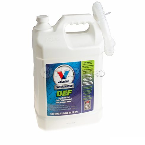 Diesel Emissions Fluid (2.5 Gallons) - Valvoline 729566