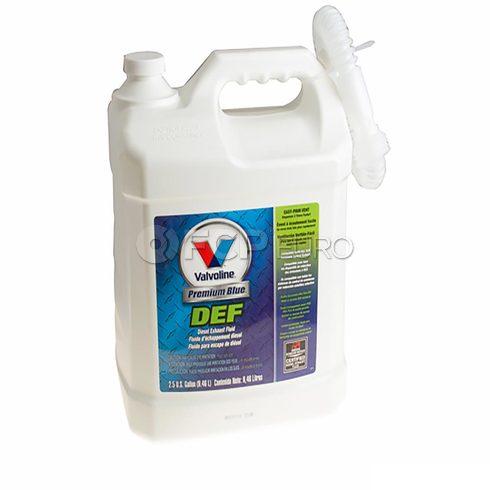 Diesel Emissions Fluid (2.5 Gallons AdBlue) - Valvoline 729566