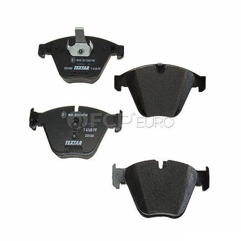BMW Brake Pad Set - Textar 2331303