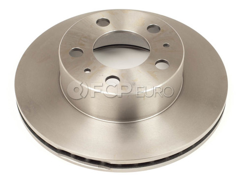 Volvo Brake Disc Front Vented (240 242 244 245 264 265) - Genuine Volvo 31262089