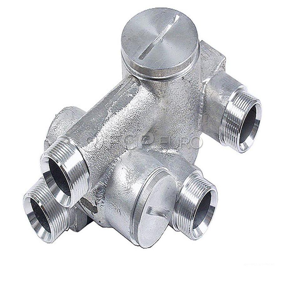 Porsche Automatic Transmission Oil Cooler Thermostat (911 930) - Sebro 93010701700