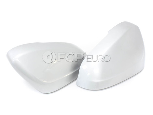 Volvo Mirror Casing Set R Design (S60 V70 S80) - Genuine Volvo 31428842