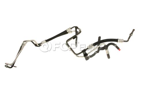 Volvo Power Steering Pressure Hose (C30 C70 S40 V50) - Genuine Volvo 31360913