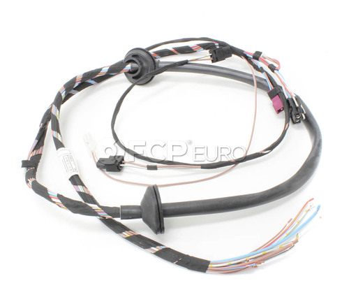 BMW Repair Wiring Set For Trunk Lid - Genuine BMW 61128391788