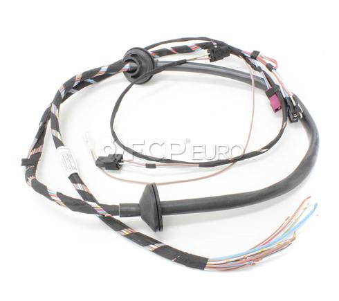 BMW Repair Wiring Set For Trunk Lid - Genuine BMW 61128391788