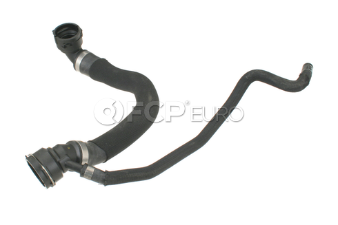 Audi Radiator Hose Upper (A4) - Genuine VW Audi 8E0121101J