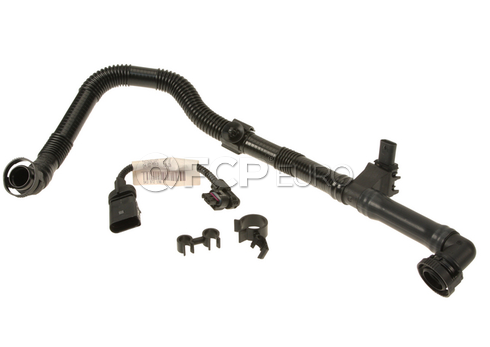 VW Secondary Pipe - Genuine VW Audi 07K131125E