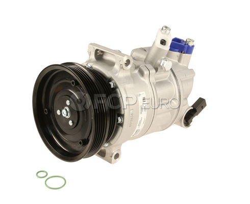 VW A/C Compressor (Beetle Jetta Rabbit) - Nissens 1K0820808E