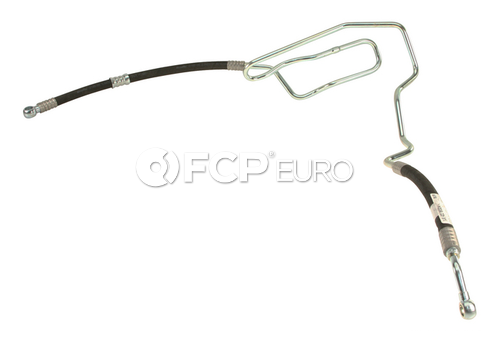 VW Power Steering Pressure Hose (Jetta) - Genuine VW Audi 1J0422893DK