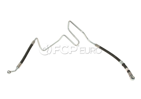 VW Power Steering Pressure Hose (Golf Jetta) - Genuine VW Audi 1J0422893N