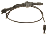 Volvo Hood Release Cable Assembly  (C70 S70 V70) - Genuine Volvo 9444027