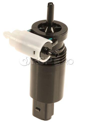 Mercedes Windshield Washer Pump - Genuine Mercedes 1648690421