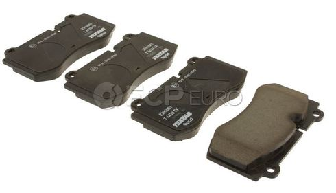 Mercedes Brake Pad Set Front (CL550 S550) - Textar ePad 2396081