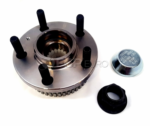 Volvo Wheel Hub Assembly - Genuine Volvo 271644