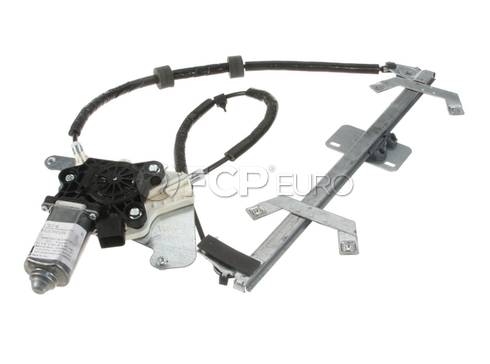 Mercedes Power Window Motor Rear Left (G500 G55 AMG) - Genuine Mercedes 4637300746