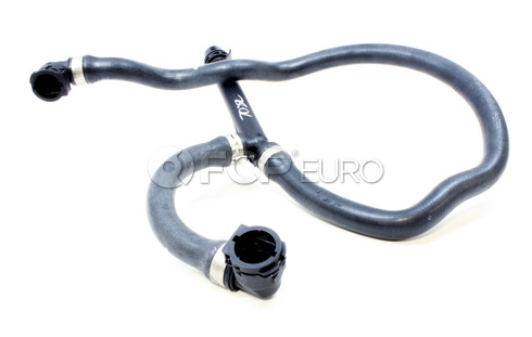 BMW Engine Coolant Hose (X6 X5) - Genuine BMW 17127576380