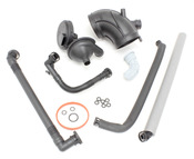 BMW Standard PCV Breather System Kit - 11617501566KT7