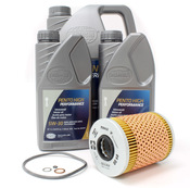 BMW Oil Change Kit - Pentosin/Mahle 11421730389KT2