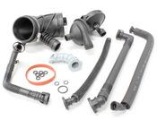 BMW Standard PCV Breather System Kit - 11617501566KT8