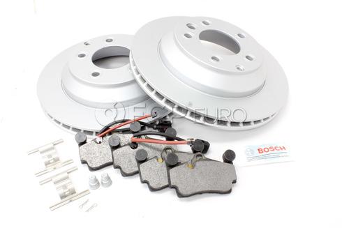 Audi Porsche VW Brake Kit (Q7 Cayenne Touareg) - Meyle/Bosch TOUAREARBK2
