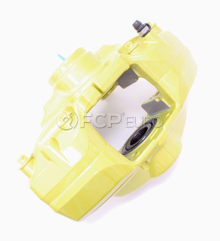 BMW Brake Caliper Housing Yellow Right (M Performance) - Genuine BMW 34206855482