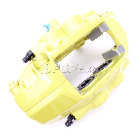 BMW Performance Brake Caliper Right (Yellow) - Genuine BMW 34106855476