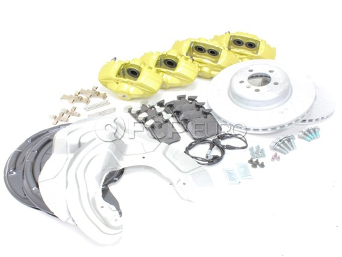BMW Performance Big Brake Kit - Genuine BMW 34112450469