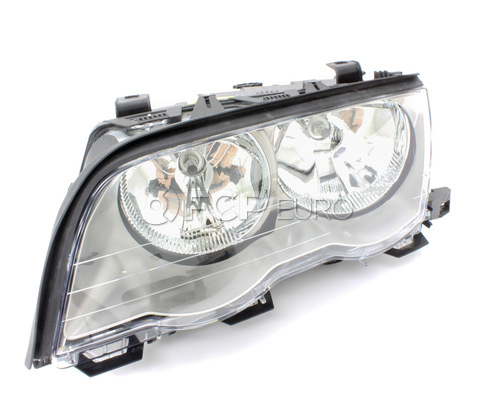 BMW Halogen Headlight Assembly Left - Genuine BMW 63126908221